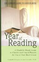 Cover, A Year of Reading