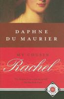 Cover, My Cousin Rachel