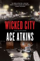 Book jacket: Wicked City, by Ace Atkins